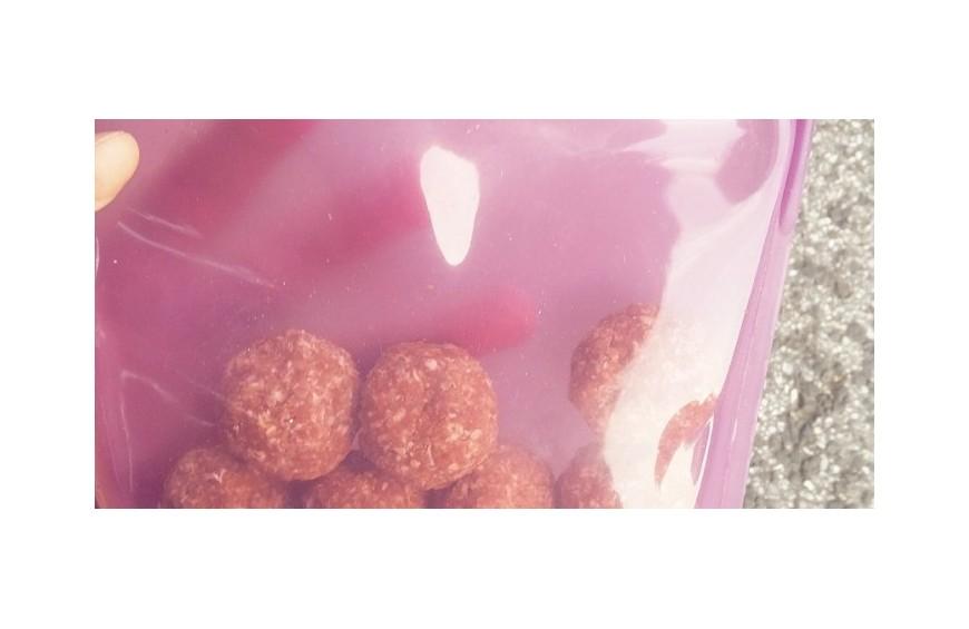 Energy Balls με βρώμη και φυστικοβούτυρο