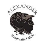 ALEXANDER Handcrafted Mills