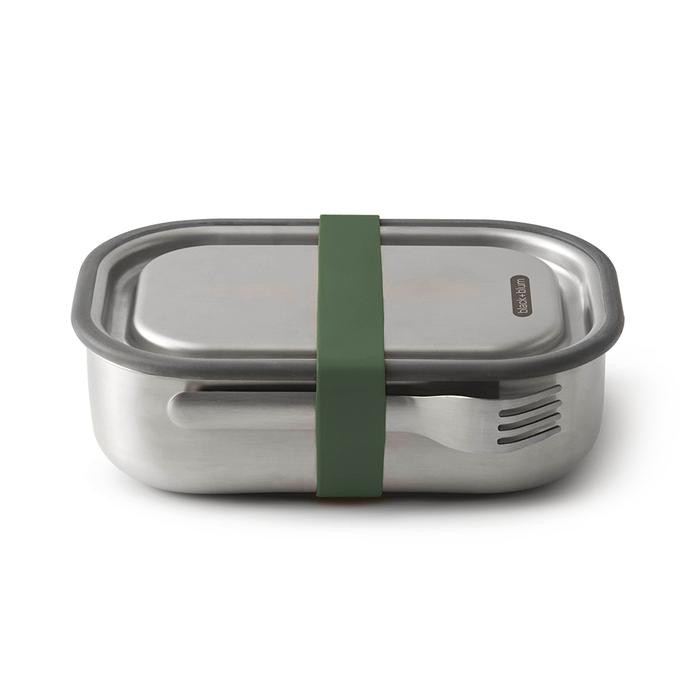 stainless-steel-lunchbox-1l-olive-blackandblum-leakproof
