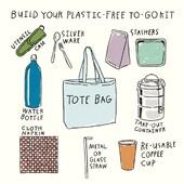 repost from @stasherbag#PlasticFreeJuly Challenge : Δημιουργήστε ένα #plasticfree σετ!Δημιουργήστε ένα κιτ χωρίς πλαστικό μιας χρήσης και πάρτε το μαζί σας πριν φύγετε από το σπίτι σας. Έτσι δεν θα χρειαστεί να αγοράσετε κάτι σε πλαστική συσκευασία.. . . . . .