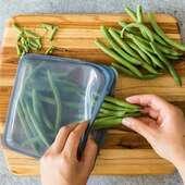 Προετοιμάστε τα γεύματα σας με τη βοήθεια των stasher bags 👇👇Www.Cookworld.gr✅Απο 100 % pure platinum silicone ✅100% ανακυκλώσιμες ✅Κλείνουν αεροστεγώς ✅Μπορούν να χρησιμοποιηθούν αμέτρητες φορές ✅Ασφαλείς για χρήση στην κατάψυξη, στο φούρνο μικροκυμάτων, στο φούρνο, σε μια κατσαρόλα με βραστό νερό αλλά και σε ένα sous vide μηχάνημα ✅Κατάλληλες για αποθήκευση τροφίμων η αντικειμένων ✅Μπορείτε να γράψετε πάνω τους με μαρκαδόρο ✅Άοσμες ✅Μη τοξικές ✅Υποαλλεργικες#stasherbag #reuse #zerowastelife #plasticfree #siliconebags #cookworldgr #kitchenessentials