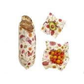 Vegan κερομάντηλα Bee's WrapWww.cookworld.gr Με φυτικό κερί candellila. . . . . #veganwraps #cookworldgr #beeswrap #vegan #plasticfree