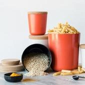 Δοχεία αποθήκευσης από μπαμπού της BiobuΣε διάφορα μεγέθη και χρώματα ↘ ↘ ↘ Www.Cookworld.grΧωρίς BPA, PVC και φθαλικες ενώσεις Απο βιοδιασπωμενες ίνες μπαμπού και 100% κατάλληλη για τρόφιμα μελαμίνη. . . .. . #ekobo #biobu #bambooproducts #cookworldgr #bamboostorage